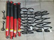 2018 - 2021 Jeep Wrangler Jl Rubicon Suspension With Shocks, Coil Springs, Links