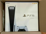 ✅✅ New Ps5 - Sony Playstation 5 Console Disc Version - Fast Ship ✅✅