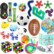 28 Pack Sensory Toys Set Relieves Stress And Anxiety Fidget Toy For Children