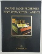 Toccatas Suites Lamenti The Manuscripts Of The Berlin Sing-akademie Vhtf