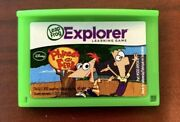 Leapfrog Leappad Explorer Learning Phineas And Ferb Leap Pad 1 2 3 Gs Ultra