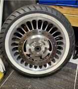 Harley Davidson Front Wheel 17 Free Shipping For Buy It Now.