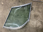 1993 Chaparral Signature 27 Left Side Curved Glass Windshield Piece