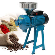 Electric Wet And Dry Grinder Mill Corn Grain 110v 3000w Wheat Feed/flour Cereals