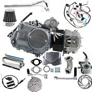 125cc Engine Motor Semi Auto Kick Start For Ct90 Ct110 Z50 Crf50 Trail Coolster