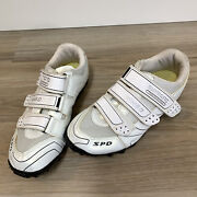 Shimano Wm50 Mtb Womens Pearl White Spd Cycling Shoes Cleats Size 40 Us 6.8