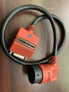 Snap-on Mb-1 Mercedes Benz Cable Verus Verdict Modis Solus Pro And Ultra Mt2500-62