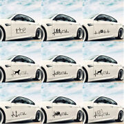 Electrocardiograph Faith Hope Love Car Auto Stickers Vinyl Decals Car Acessories