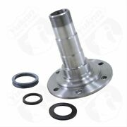 Yukon 32260 Front Spindle Steel Dana 44 Reverse Rotation 5 Lug For Ford New