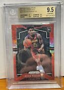 2019-20 Panini Prizm Choice Red 274 Kevin Porter Jr Rookie Rc /88 Bgs 9.5
