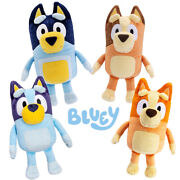 Bluey - Take Along 12 Plush Stuffed Toy - Official And Licensed Free Delivery