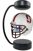 Magics Collectible Levitating Football Helmet With Electromagnetic Stand Magnet