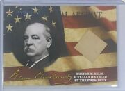 Grover Cleveland 2020 A Word From The President Potus Signed Document Relic Cut