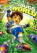 Cover Art For Dvd Case Only No Disc Or Case Go Diego Go It's A Bug's World