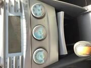 Temperature Control 07 08 09 Toyota Camry W/o Hybrid Manual Rotary Control Knobs