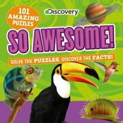 Discovery So Awesome Solve The Puzzles Discover The Facts