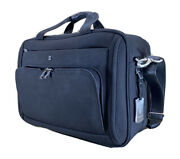 """Victorinox Tourbach Luggage 17"""" Carry On Briefcase - Black Bag Style 31701 600"""