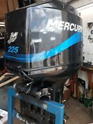 Mercury 225 Hp Outboard Motor /25