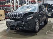2014 Jeep Cherokee 3.2l 9-speed Automatic Awd 4wd 4x4 Transmission Assembly 62k