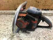 Homelite Super Xl Automatic Chainsaw Turns Freely - No Bar - For Parts Or Repair