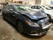 Seat Belt Front Passenger Retractor Fits 17-18 Lincoln Continental 1885382