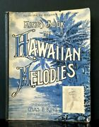 Illustrated Souvenir Collection Kingand039s Book Of Hawaiian Melodies Sheet Music