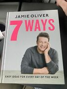 7 Ways Easy Ideas For Every Day Of The Week Hardcover By Oliver Jamie Bi...