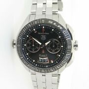 .auth Tag Heuer Cal 17 Mercedes Benz Slr Automatic Ltd Ed 100m Watch Cag2111
