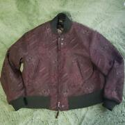 Engineered Garments Svr Jacket Blouson Olive Brown Chenille S 2020aw From Japan