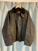 Engineered Garments Barbour Graham Wax Jacket Blouson Black M 2018aw From Japan