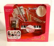 Our Generation School Band Play Set, Fit Most 18 Dolls, New