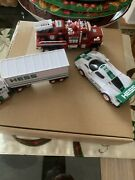 2020 Hess Mini Truck Collection Sold Out Mint New Unopened Box