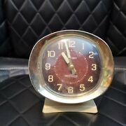Vintage Baby Ben Westclox Wind-up Alarm Clock For Parts, Not Working Made In Usa