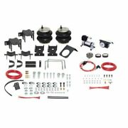 Firestone 2803 Ride-rite All-in-one Analog Rear Air Spring Kit For F250/f350 New