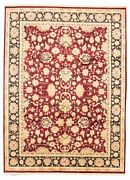 9'1 X 12'3 Hand-knotted Carpet Traditional Oriental Wool Area Rug