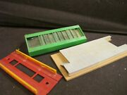 Ho Or N Scale Built Up Buildings Or Accessories For Train Layouts Lot25