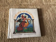 The Golden Goose By Susan Saunders Dust Jacket First Scholastic Printing Exlib