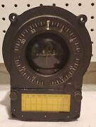 Ww2 Yokogawa Japanese Type 92 Model 2 Magnetic Compass Wwii Navy Zero Aircraft
