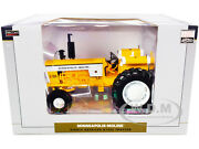 Minneapolis Moline G1355 Tractor Yellow 1/16 Diecast Model By Speccast Sct740