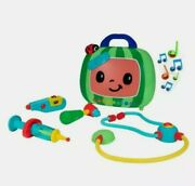 Cocomelon Feature Role Play Musical Checkup Case 4pc With Sound