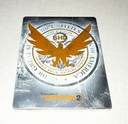 The Division 2 Lincoln Edition Steelbook Only Sealed Ps4 / Xbox One Rare