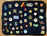Lot Boy Scouts Of America Badges Patches Pins North Carolina 2002 2004