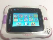 Innotab 2s Hand-held Vtech Learning Game System Wifi 1 Game Touch Screen /b