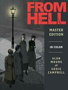 From Hell Master Edition By Moore, Alan Hardcover