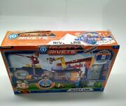 Rusty Rivets - Rivet Lab Playset, Lab Headquarters Looks And Sounds Like The Show