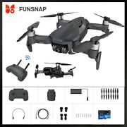 Funsnap Diva Rc Helicopter With 5.8g Wifi Fpv 4k Rtf Camera Hdr Video Gps Drone