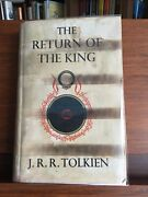 The Return Of The King The Lord Of The Rings Allen And Unwin 1955 1/2