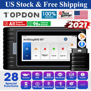 Obd2 Ii Diagnostic Tool All System Epb Sas Airbag Tpms Code Reader Online Update