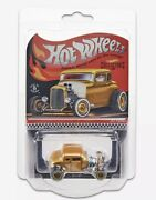 Hot Wheels Rlc Exclusive Hwc Special Edition And03932 Ford Deuce Coupe Confirmed