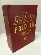 The Mad Magazine Fold-in Collection 4 Volumes Set 1964-2010 Slipcase Al Jaffee
